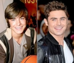 Zac Efron Then And Now
