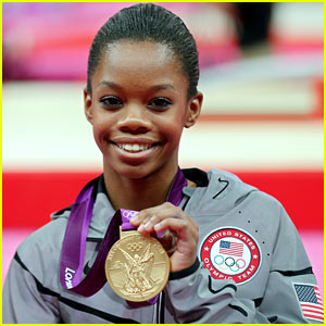Gabrielle Douglas Olympic Gold Winner