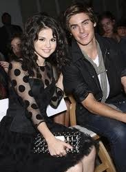 Selena Gomez And Zac Efron