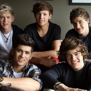 "Boy band sensation, One Direction, from the UK and ""The X Factor UK"" have the ""It Factor"" says Simon Cowell and Irene Dreayer, The Dray Way"