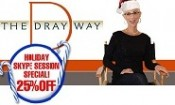 The Dray Way Skype Holiday Sale - 25% Discount