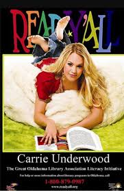 Carrie Underwood READ
