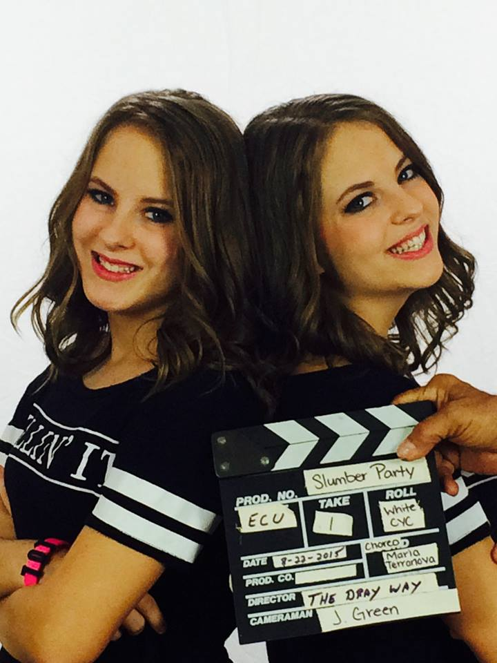 Brooke and Brie 1