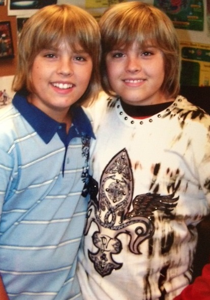 """The Suite Life of Zack and Cody"" - Dylan and Cole Sprouse"