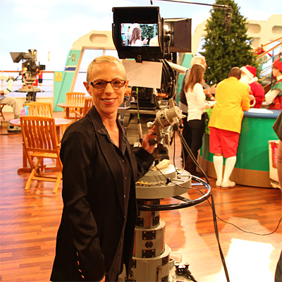 """The Suite Life on Deck Executive Producer, Irene Dreayer """"Dray"""""""